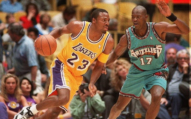 Lebron James Called Cedric Ceballos For Permission To Wear No. 23 Jersey  With Lakers 5cf635f7c