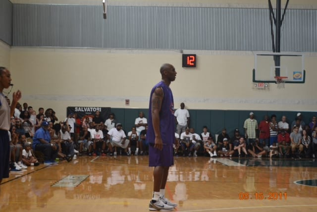 Kobe Bryant, Drew League