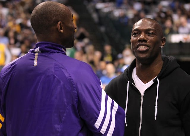 Terrell Owens skipped HOF ceremony because of sportswriters