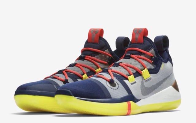 405af09dcec Nike Kobe A.D. Releasing Aug. 24 (Kobe Day) In Multicolor