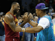 LeBron James, Cam Newton, Lakers