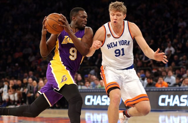 Luol Deng, Los Angeles Lakers