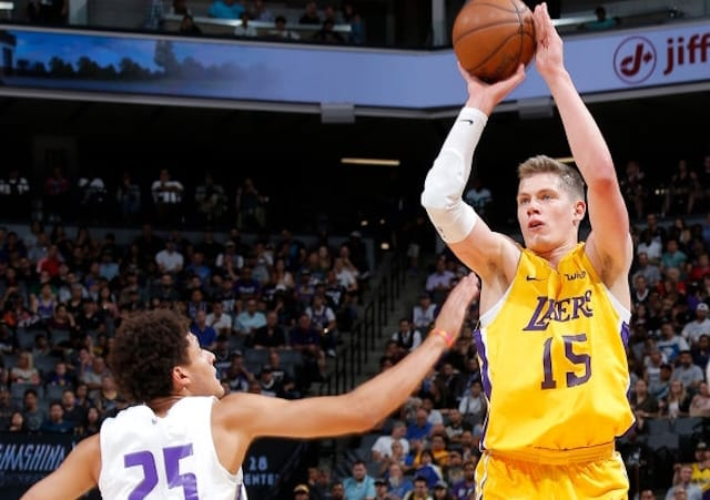 51bf6e0f70b Lakers News: Jesse Buss Believes Rookie Moritz Wagner's Shooting ...