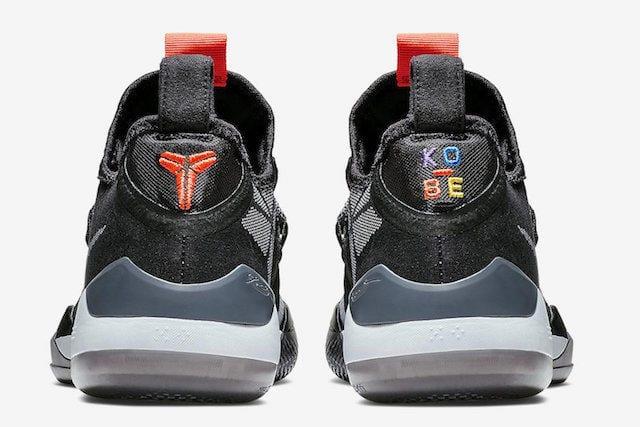 size 40 5e75d be4e1 Nike Kobe A.D. Black Multicolor Release Date Set For Sept. 1