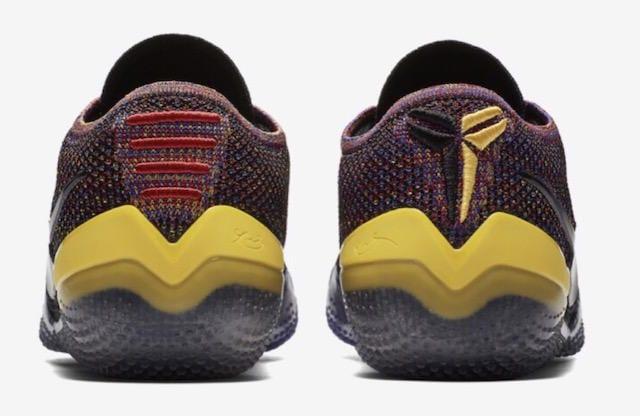 Nike Kobe A.D. NXT 360  Black Multicolor  Release Details f73cbdec0