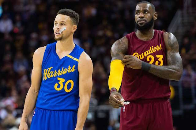fe378dcca1d Lakers Schedule  History Of LeBron James Vs. Golden State Warriors On Christmas  Day