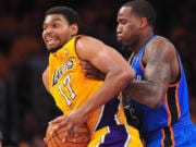 Andrew Bynum, Los Angeles Lakers