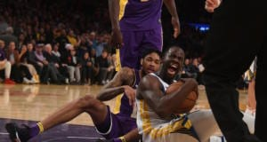 Draymond Green, Brandon Ingram, Lakers, Warriors