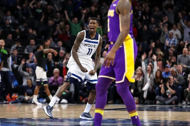 068bfc871 Lakers Rumors  L.A. Among Teams With Interest In Free Agent Jamal Crawford