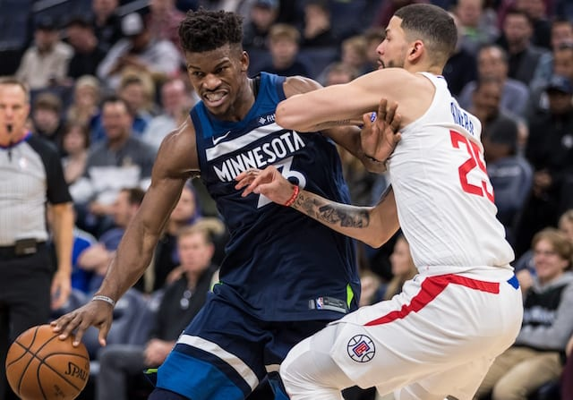 Jimmy Butler Requests Trade From Minnesota Timberwolves