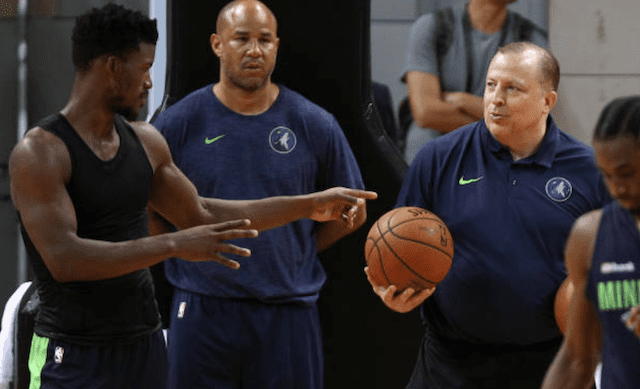 Timberwolves Rejecting Jimmy Butler Trade Offers