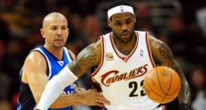 LeBron James, Jason Kidd