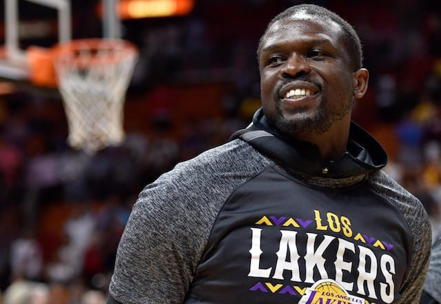 Luol Deng, Lakers
