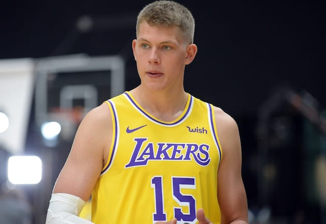 56944b88674 2018-19 Lakers Season Preview: Will Moritz Wagner Be An Answer At Center?