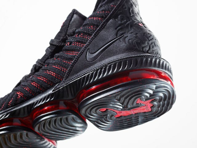 reputable site f5f1a e5417 Official Images, Release Details For Nike LeBron 16 'Fresh Bred'
