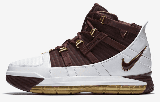 f9f93c6e894a6 Nike Zoom LeBron 3  Christ The King  PE Release Date Set