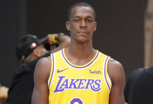 Lakers News: Rajon Rondo Will Undergo Surgery On Broken ...