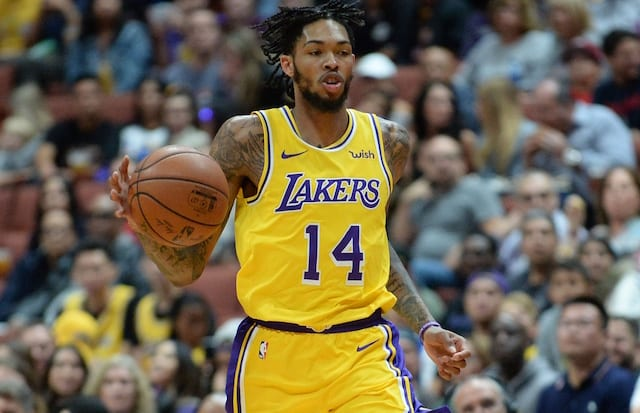Brandon Ingram, Lakers