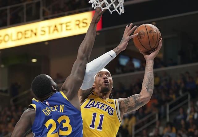 77e4190c64f Lakers News  Michael Beasley Admits Actions Toward Warriors ...