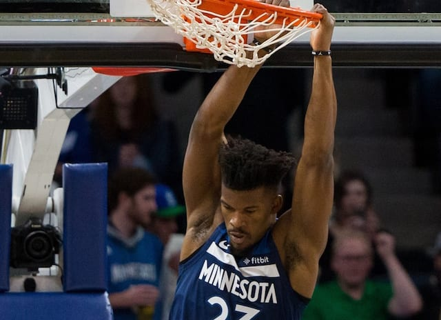 I can't believe Jimmy Butler is still on the Timberwolves