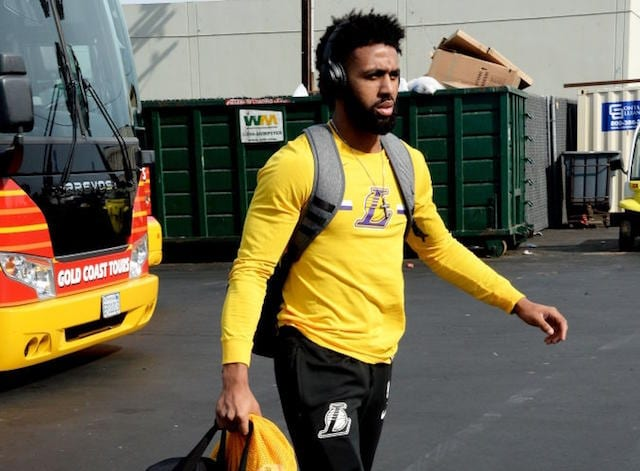 Joel Berry II, Los Angeles Lakers