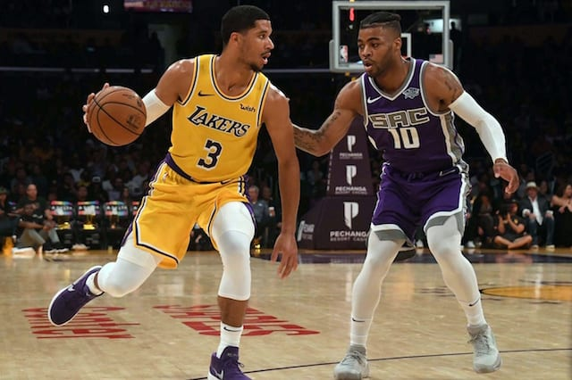 Josh Hart, Los Angeles Lakers