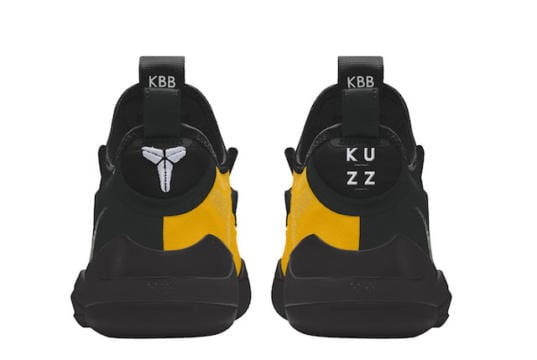 "best authentic c7b6b 7c0f0 Lakers News Kyle Kuzma Designed ""Kuzz Control"" Kobe AD Through Nike iD For  NBA Opening Week"