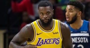 Lance Stephenson, Lakers