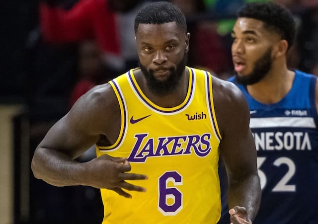 Lakers Vs. Pacers Preview   TV Info  Lance Stephenson Faces Former ... e5592d2a9
