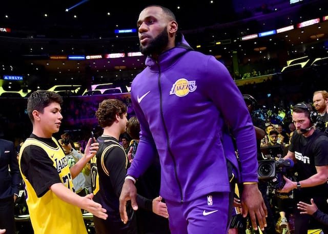 2019-20 NBA Season Schedule: Lakers To Play Clippers On Opening Night
