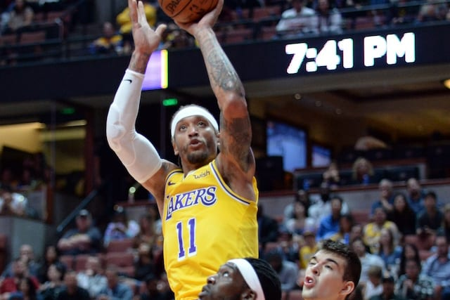 Lakers Vs. Knicks Preview   TV Info  Michael Beasley Could Play Key ... a166863a3