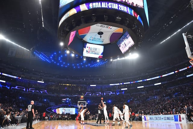 The 2019 NBA All-Star Draft Will Be Televised
