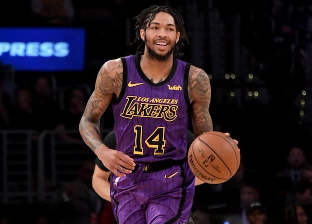edb05cfd8d3e Lakers Podcast  Brandon Ingram s Fit And Trade Scenarios