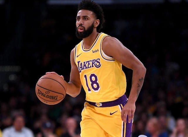 Lakers News South Bay Guard Joel Berry II Named To USA Roster For FIBA Basketball World Cup 2019 Americas Qualifiers