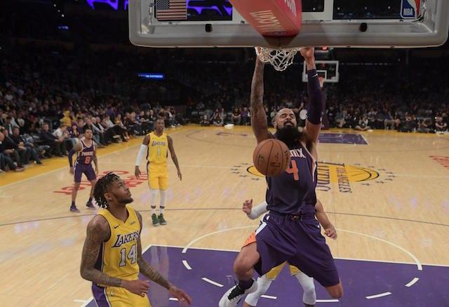 Kentavious Caldwell-Pope, Tyson Chandler, Brandon Ingram, Lakers