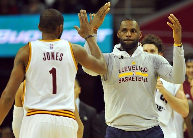 76ace6b28f8b Lakers Rumors  LeBron James Contacted Suns Interim GM James Jones To  Initiate Tyson Chandler Buyout