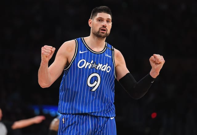 Nikola Vucevic, Magic, Lakers