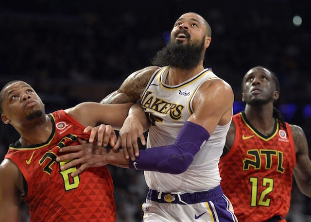 a52c90a17064 Signing Tyson Chandler A Big Win For Lakers