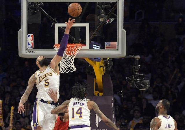 f4fbb0da6b9 2018-2019 Lakers Season Review  Tyson Chandler