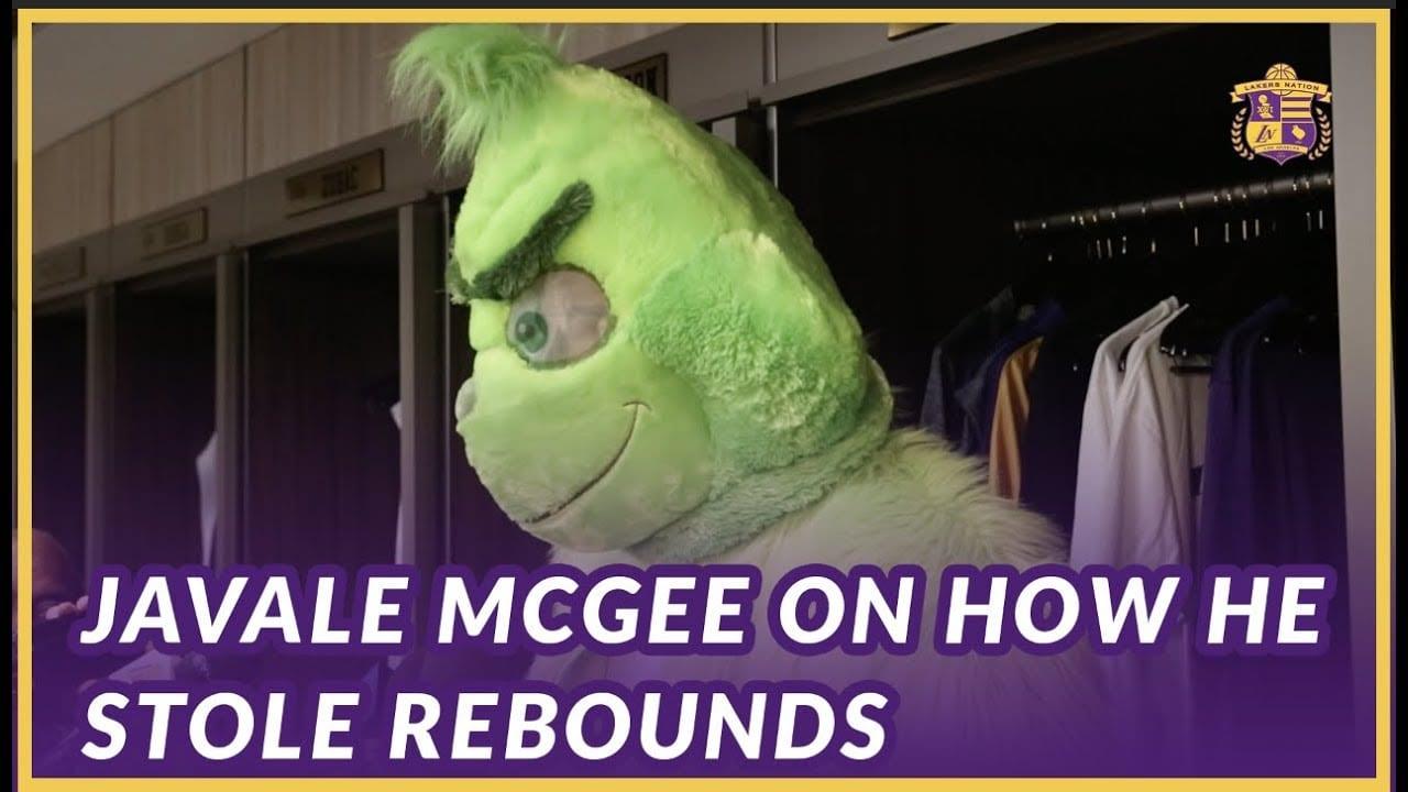 JaVale McGee Watched Film Of DeAndre Jordan In Effort To Improve Rebounding