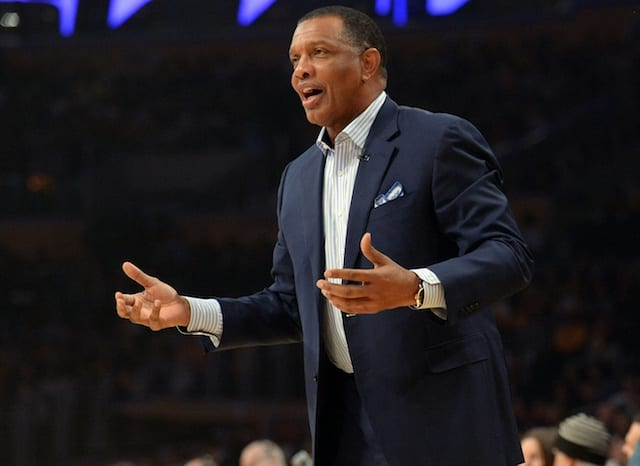 7a253673ca18 Lakers News  Alvin Gentry Maintains LeBron James Violated Tampering ...