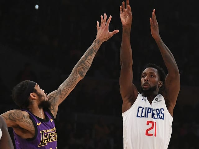 Patrick Beverley, Clippers, Lakers