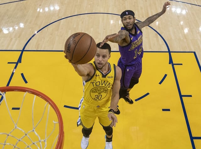 Lakers Vs. Warriors Preview   TV Info  LeBron James Late Scratch Due ... 320b27c35