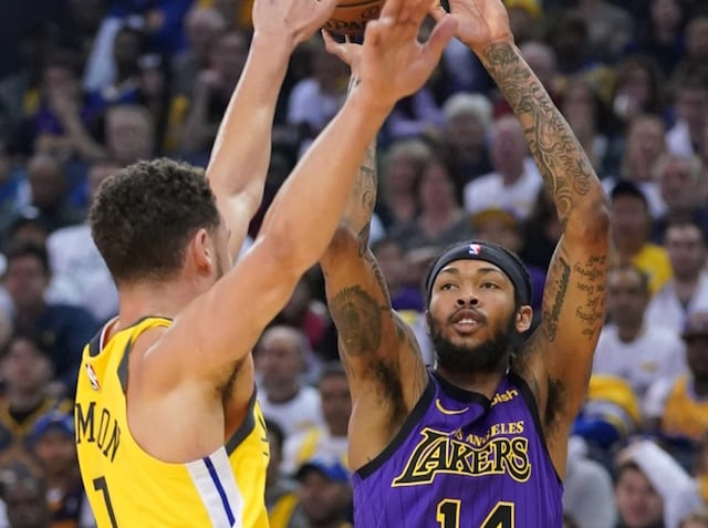 LA Lakers lose second successive game without James