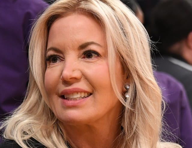lakers rumors jeanie buss would almost certainly prevent magic