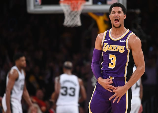7103d3f6914 Lakers News: Josh Hart Doesn't Feel Need To 'Prove' Himself, Hopes ...