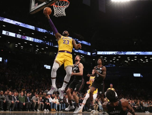 Lakers Preseason Schedule 2020 NBA Rumors: Lakers Will Play Nets In China For 2019 2020 NBA