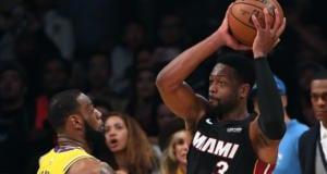 Dwyane Wade, LeBron James