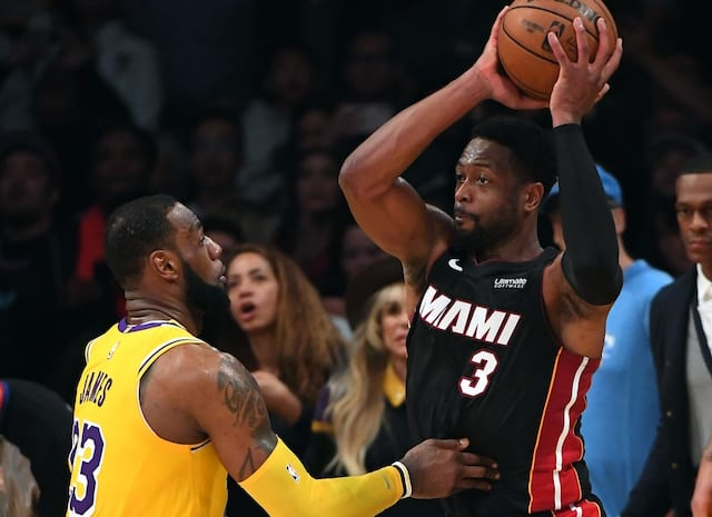 d3ae0a49df5 Lakers News  Dwyane Wade  Demanded  To Defend LeBron James In Final ...