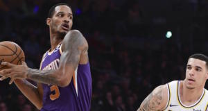 Lonzo Ball, Trevor Ariza, Suns, Lakers